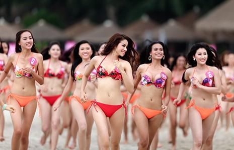 Hoa hậu Hoàn vũ Việt Nam 2015: Những kỷ lục hậu trường - ảnh 1