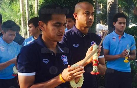 HLV Kiatisak ngại 'sức nóng' sân Mỹ Đình - ảnh 1