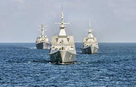 Nhà Trắng tuyên bố bảo vệ tự do hàng hải ở biển Đông - ảnh 1