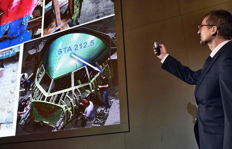 MH17 bị tên lửa do Nga sản xuất bắn rơi - ảnh 1