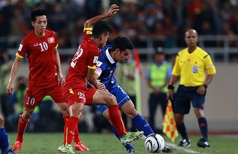 Việt Nam - Thái Lan (0-3): Lại thua đau! - ảnh 2