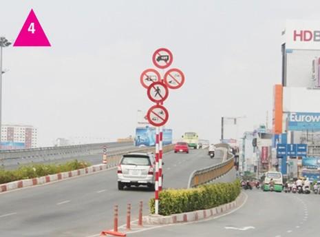 Biển báo giao thông gây ngơ ngác - ảnh 4
