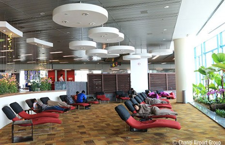 Sân bay tốt nhất thế giới, có gì? - ảnh 2