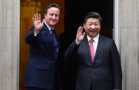 'Thập kỷ vàng' Trung Quốc-Anh - ảnh 3