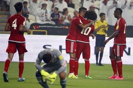 Đội tuyển Malaysia ngại 'đạn lạc' ở Palestine - ảnh 1