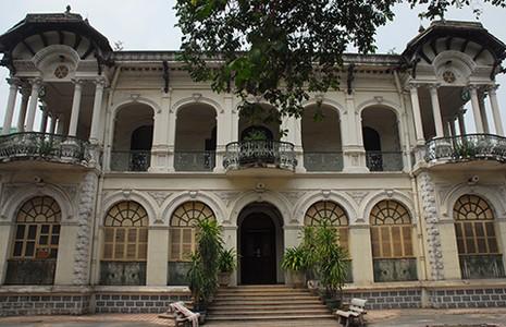 Di sản Sài Gòn 300 năm: Biệt thự Phương Nam ngàn tỉ  - ảnh 1
