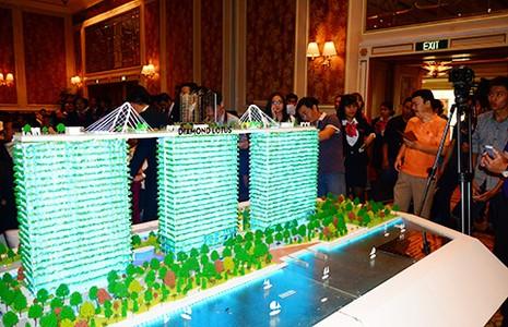 300 triệu USD vốn ngoại đổ vào căn hộ xanh Việt Nam - ảnh 1