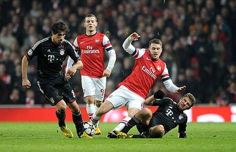 Champions League: Arsenal kề miệng vực - ảnh 1