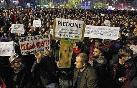 Từ một vụ cháy, thủ tướng Romania từ chức - ảnh 1