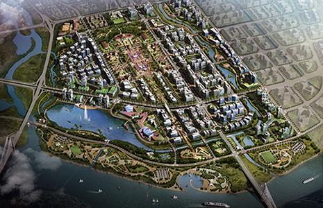 Hải Phòng sẽ xây trung tâm hành chính 10.000 tỉ đồng - ảnh 2