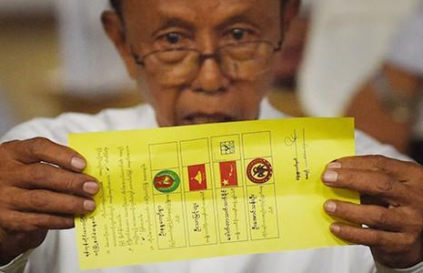 Bầu cử Myanmar: Cơ hội lịch sử và tương lai chông gai - ảnh 1