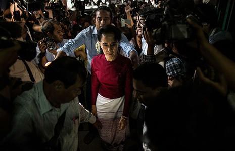 Bầu cử Myanmar: Cơ hội lịch sử và tương lai chông gai - ảnh 2