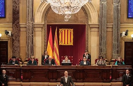 Những người muốn Catalonia độc lập có nguy cơ ngồi tù - ảnh 1