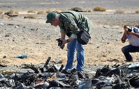 Nga ngừng các chuyến bay đến Ai Cập - ảnh 1