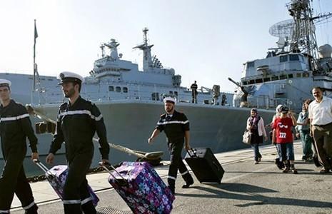 Mua vũ khí từ Trung Quốc để khủng bố ở Pháp - ảnh 1