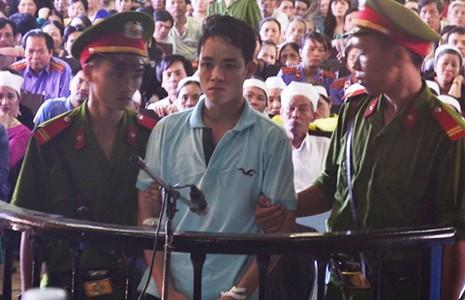 Kẻ giết hai người ở Quảng Trị lãnh án tử - ảnh 1