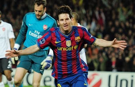 El clasico Real Madrid - Barcelona: Messi ra sân làm gì? - ảnh 1