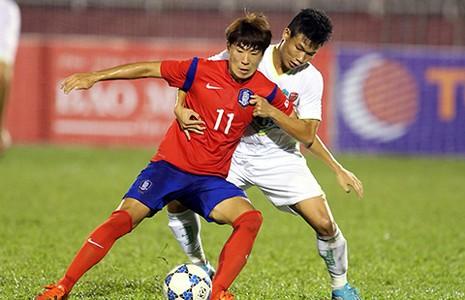 Học bóng đá Hàn - ảnh 1