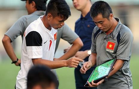 U-21 Báo Thanh Niên: Đội chủ giải loại tiền đạo trước giờ G - ảnh 1