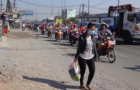 Quốc lộ 1: Cấm xe tải, có giải được kẹt? - ảnh 2