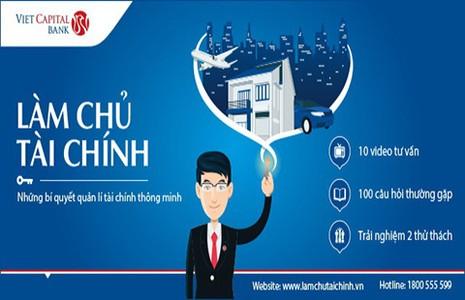 Bản Việt ra mắt kênh tư vấn www.lamchutaichinh.vn - ảnh 1