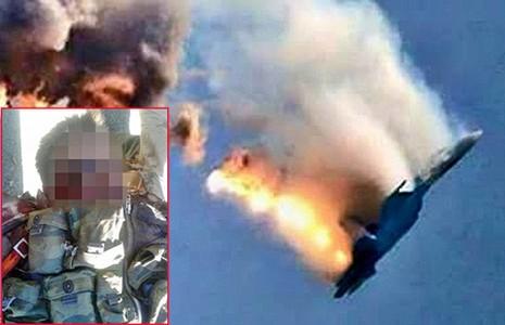 Quân nổi dậy Syria giết phi công Nga?  - ảnh 1