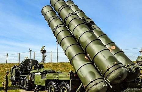 Mỹ sợ dàn tên lửa S-400 của Nga - ảnh 1