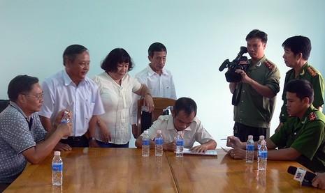 'Nước mắt công dân' của ông Huỳnh Văn Nén - ảnh 1