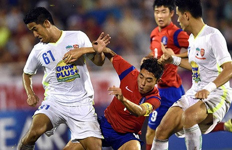 Đội U-21 HA Gia Lai: Sau ngôi vương là gì? - ảnh 1