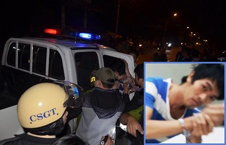 Cảnh sát kể vụ giải thoát nữ tiếp viên bị dao kề cổ - ảnh 1