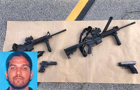 Vụ xả súng ở California: Hung thủ có liên lạc với khủng bố - ảnh 1
