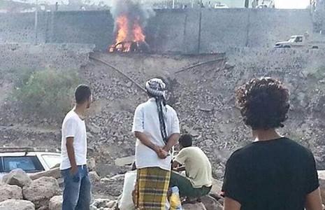 Xe chở thủ hiến vùng Aden bị đột kích - ảnh 1