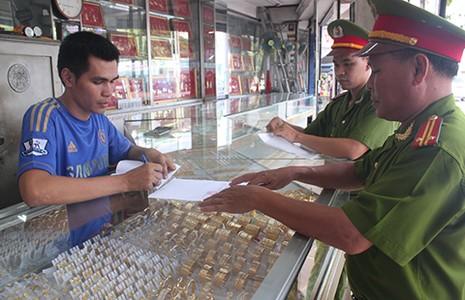 Đồng Nai cảnh báo sau vụ 58 kg vàng giả - ảnh 1