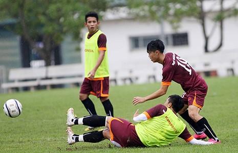 Đội U-23 Việt Nam chuẩn bị VCK châu Á: Ám ảnh chấn thương  - ảnh 1