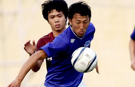 U-23 Việt Nam thua đội nghiệp dư của Nhật Bản 0-4 - ảnh 1