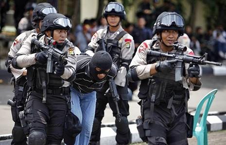 Nguy cơ khủng bố ở Indonesia - ảnh 1