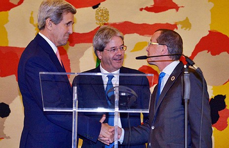 Lối ra nào cho nội chiến Libya? - ảnh 1