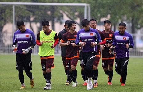 Đội U-23 Việt Nam: Mục tiêu của Miura! - ảnh 1