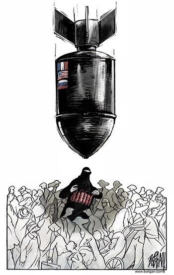 2015 - Năm âu lo khủng bố - ảnh 2