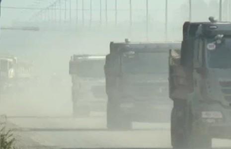 Đồng Nai: Dân dựng rào chặn xe đá - ảnh 2