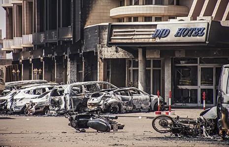 Bài học từ vụ tấn công ở Jakarta - ảnh 1