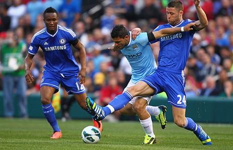 Vòng 5 Cúp FA, Chelsea - Man. City: Chung kết sớm! - ảnh 1