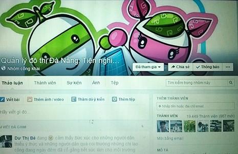 Xử lý tức khắc qua Facebook  - ảnh 2