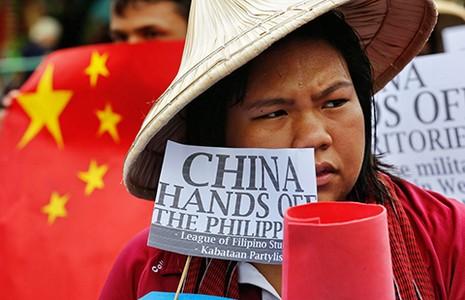 3/4 dân Philippines lo ngại Trung Quốc  - ảnh 1
