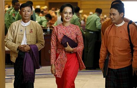 Chân dung tổng thống Myanmar - ảnh 2