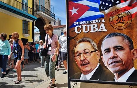 Sau 88 năm, tổng thống Mỹ đầu tiên đến Cuba - ảnh 1