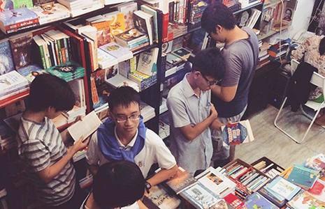 Những 'hiệp sĩ' sách Sài Gòn - ảnh 2
