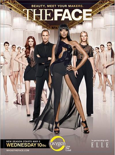 The Face - lại thêm một cuộc thi người mẫu mới toanh - ảnh 1