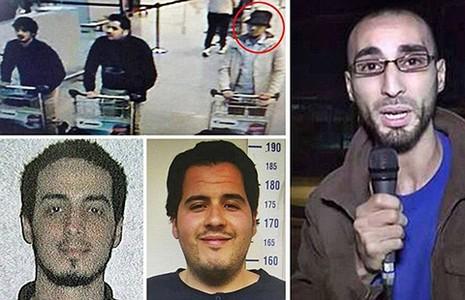Tên khủng bố đội mũ đen ở sân bay Brussels bị bắt? - ảnh 1