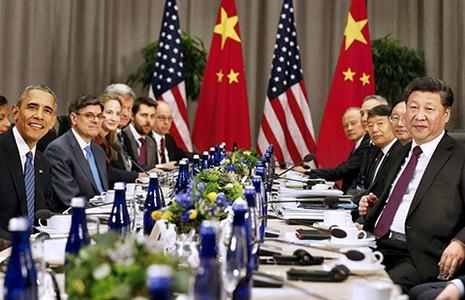Obama không nói nhiều về biển Đông - ảnh 1